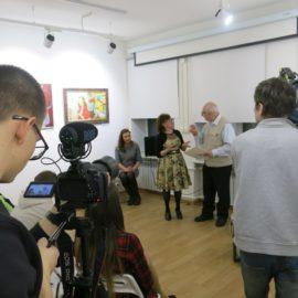 Вечер визуальной поэзии на русском жестовом языке