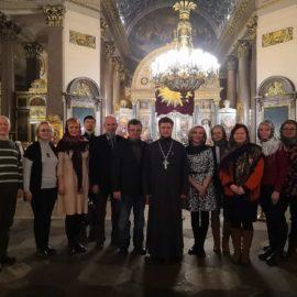 Договор о сотрудничестве между Казанским кафедральным собором СПб и СПб театром глухих
